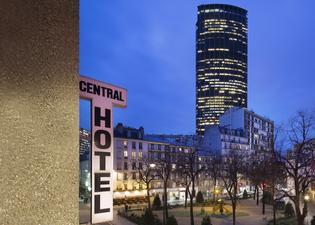 セントラル ホテル パリ
