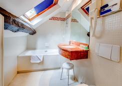 クリスタル ホテル - パリ - 浴室