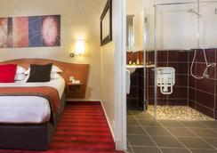 ヨーロッパ ホテル パリ エッフェル - パリ - 寝室