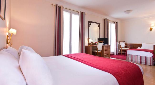 グランド ホテル デ バルコン - パリ - 寝室
