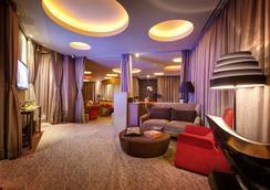 グレイ ブティック ホテル アンド スパ - カサブランカ - ラウンジ