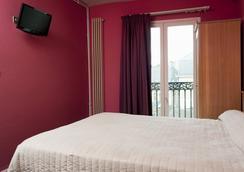 ホテル アメリカン - パリ - 寝室