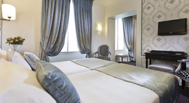 ホテル サン ペテルスブール オペラ - パリ - 寝室