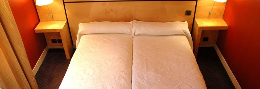ボーゼジュール ラヌラグ - パリ - 寝室