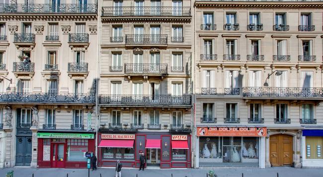ホテル モブージュ ガール ドゥ ノール - パリ - 建物