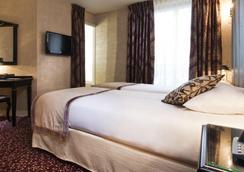 ホテル ドゥ ランプラール - パリ - 寝室