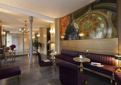 ホテル ドゥ ランプラール - パリ - ロビー