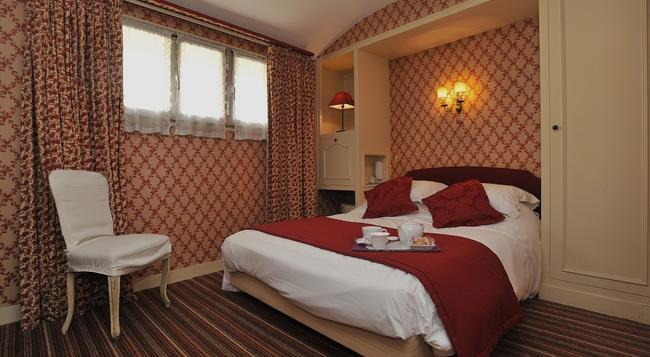 ジョルジュ サン - クルブヴォア - 寝室