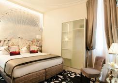 ホテル イル ド フランス オペラ - パリ - 寝室