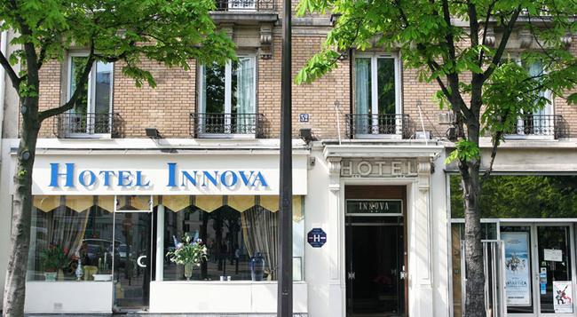 イノヴァ - パリ - 建物