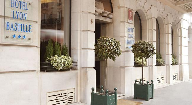 ホテル リヨン バスティーユ - パリ - 建物