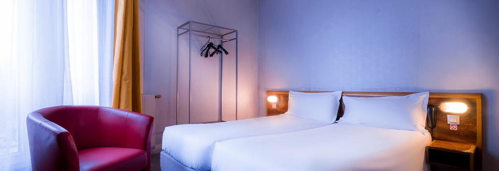 ムーラン ヴェール - パリ - 寝室