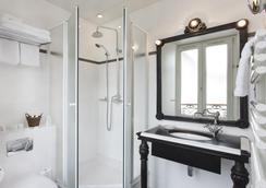 ホテル ミュゲ - パリ - 浴室