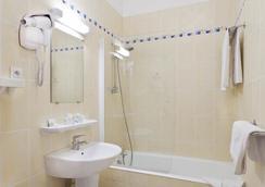 ホテル デュ ケ ヴォルテール - パリ - 浴室