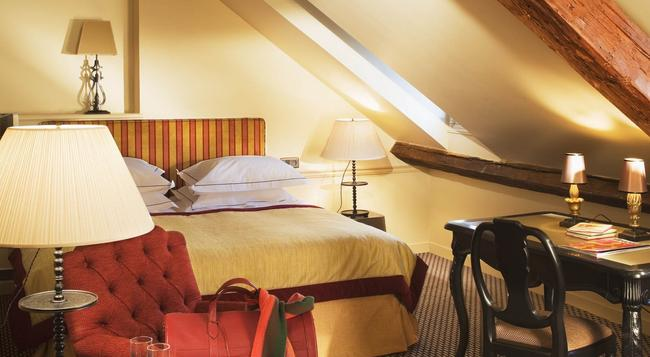Hotel Saint Vincent - パリ - 寝室