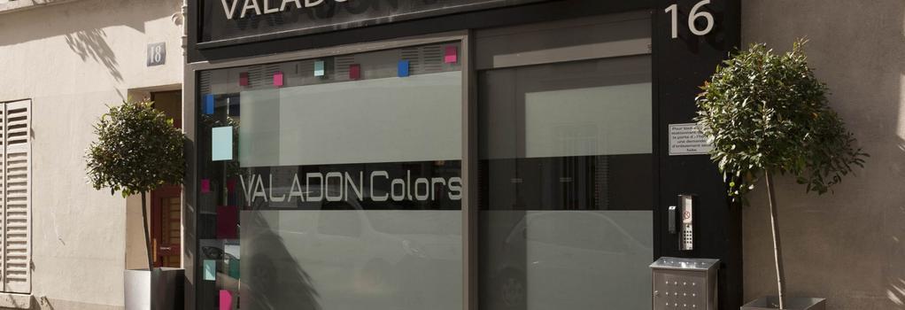 Hotel Valadon Colors - パリ - 建物
