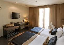 ホテル コンスタンサ - バルセロナ - 寝室