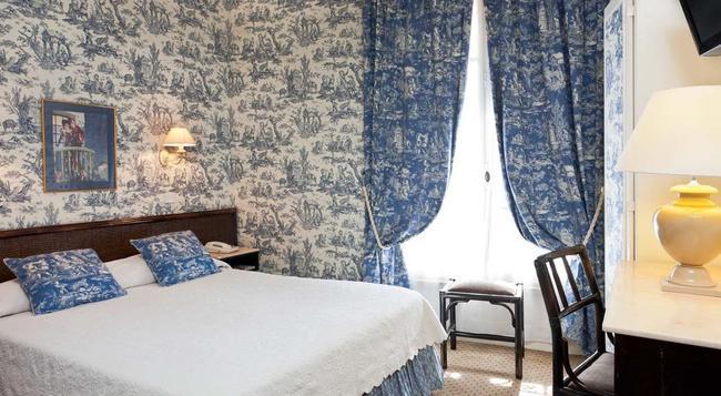 ホテル クレマン - パリ - 寝室