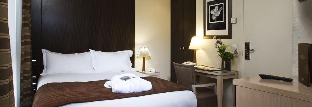 ホテル ル ペラ - パリ - 寝室