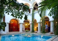 San Pedro Hotel Spa - カルタヘナ - プール