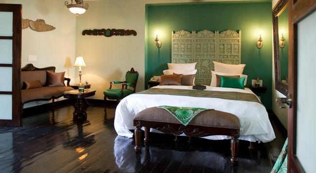 San Pedro Hotel Spa - カルタヘナ - 寝室