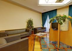 ホテル コロト - ローマ - ロビー
