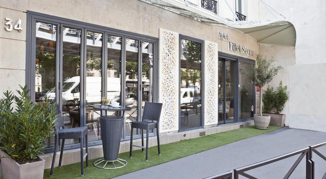 ホテル エッフェル セギュール - パリ - 建物