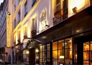 ホテル ドゥ フルーリ