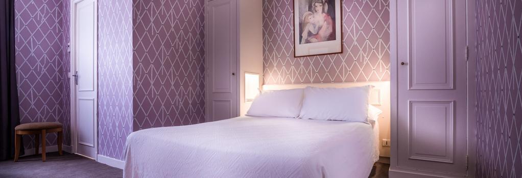 ホテル ロイヤル オペラ - パリ - 寝室
