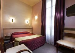 フロル リヴォリ - パリ - 寝室