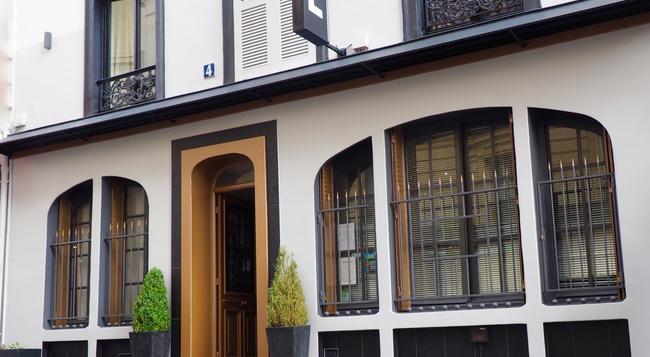 オテル ナシオン モンマルトル - パリ - 建物