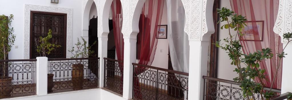 リヤド アンヤ - マラケシュ - 建物