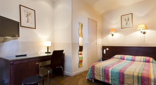 ヒポテル パリ ガール ドゥ ノール メリル - パリ - 寝室