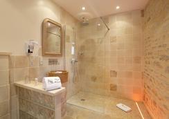 アベイ ド メジエール - ボーヌ - 浴室