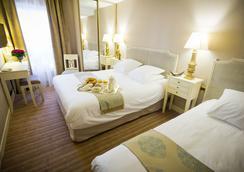 シャンペレ ヘリオポリス - パリ - 寝室