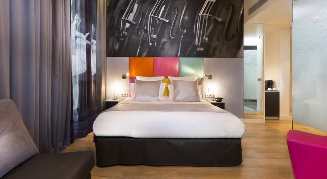 リリッコテル パリ - パリ - 寝室
