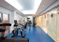 Danat Century Hotel Apartments - アブダビ - ジム
