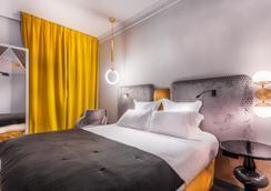 ハンサム ホテル バイ エレガンシア - パリ - 寝室