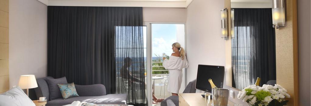 Louis Ledra Beach - パフォス - 寝室