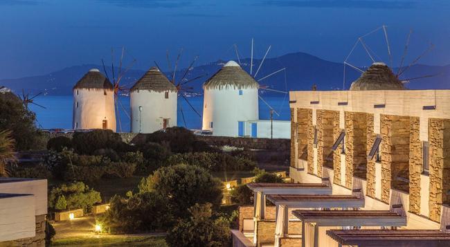 ミコノス セオクセニア ラグジュアリー ブティックホテル - ミコノス島 - 建物