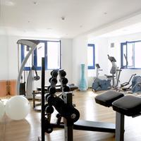 ミコノス セオクセニア ラグジュアリー ブティックホテル Fitness Facility