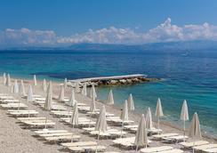 Primasol Louis Ionian Sun - Corfu - ビーチ