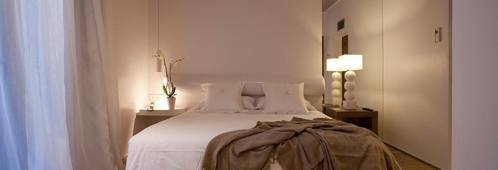 アンバ B&B デラックス - バルセロナ - 寝室