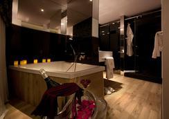 アンバ B&B デラックス - バルセロナ - 浴室