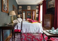 グランド ホテル プラザ - ローマ - 寝室