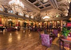 グランド ホテル プラザ - ローマ - ロビー