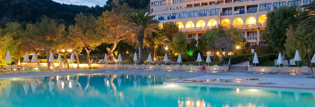 Lti Louis Grand Hotel - Corfu - 建物