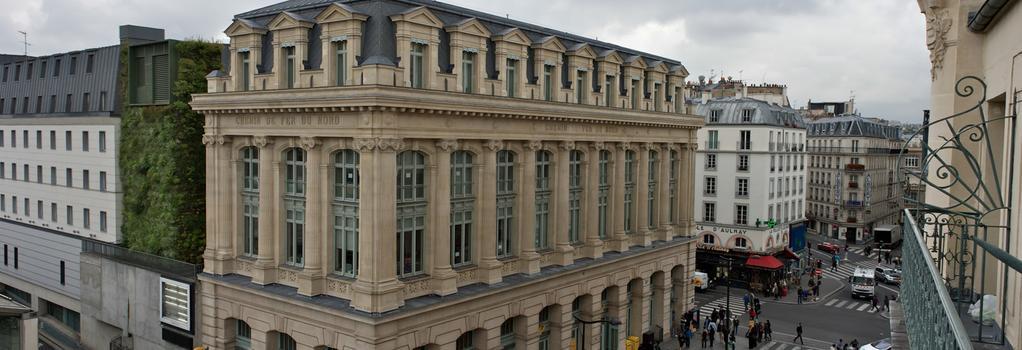 ホテル リッチモンド ガル デュ ノール - パリ - 建物
