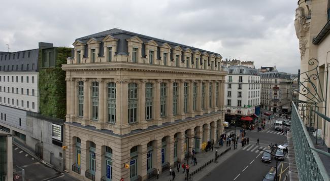Hôtel Richmond - パリ - 建物