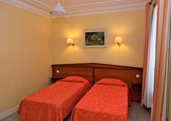 ホテル リッチモンド ガル デュ ノール - パリ - 寝室